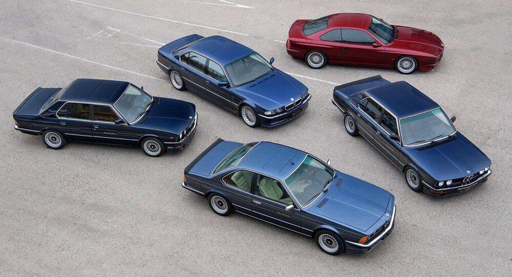 Carros de colecionador. Foto: Divulgação