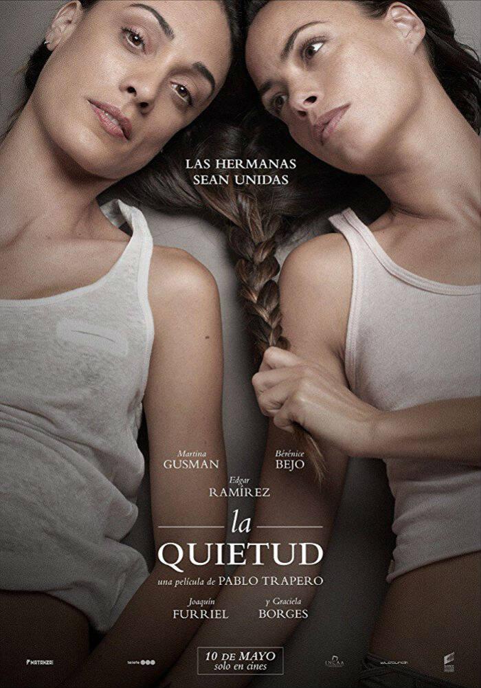 """""""La Quietud"""": Eugenia (Bérénice Bejo) volta de viagem para viver com a sua mãe (Graciela Borges) e sua irmã mais nova, Mia (Martina Gusmán), a relação, no entanto, resulta em antigos ressentimentos e mágoas. Foto: Divulgação"""