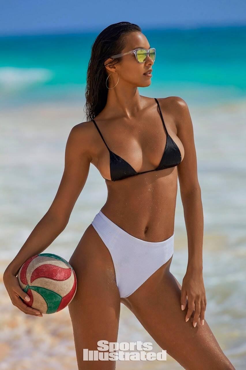 Lais Ribeiro estrela nova edição da Sports Illustrated. Foto: Divulgação