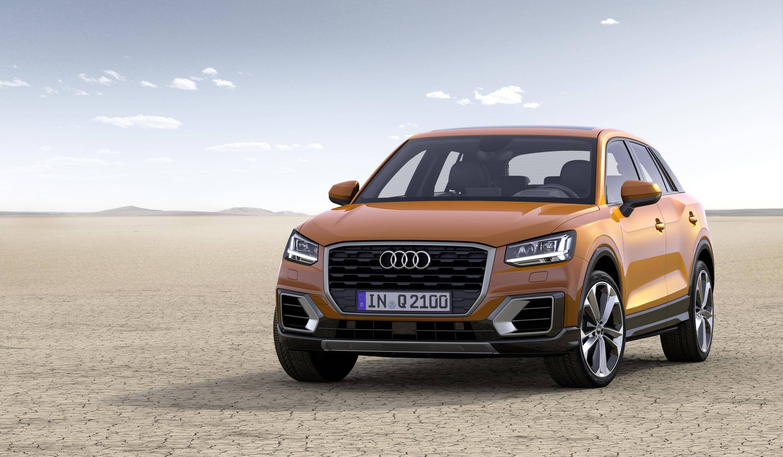 Audi Q2. Foto: Newspress