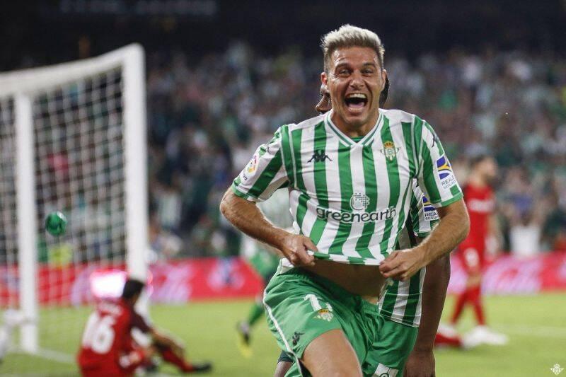10 - Joaquín Sánchez (Bétis). Foto: Divulgação