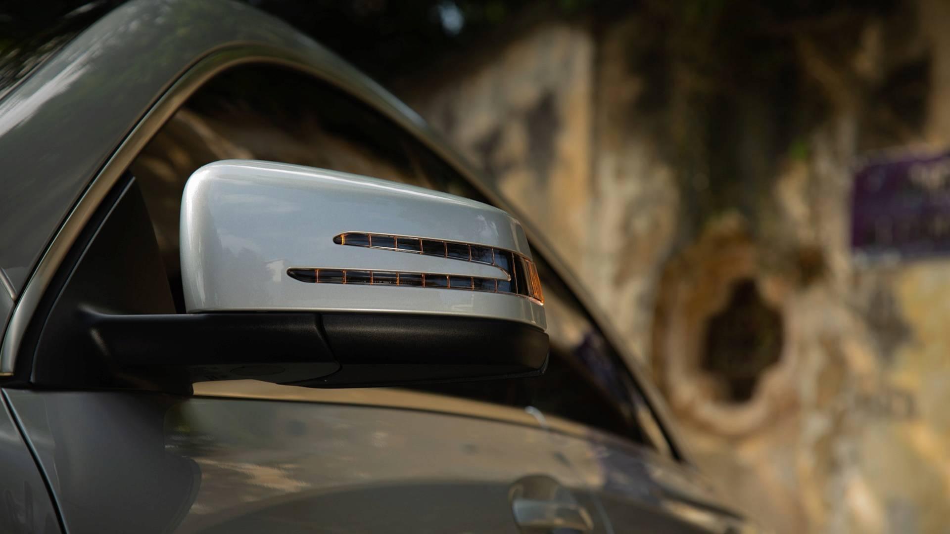 Mercedes-Benz CLA 180. Foto: Divulgação
