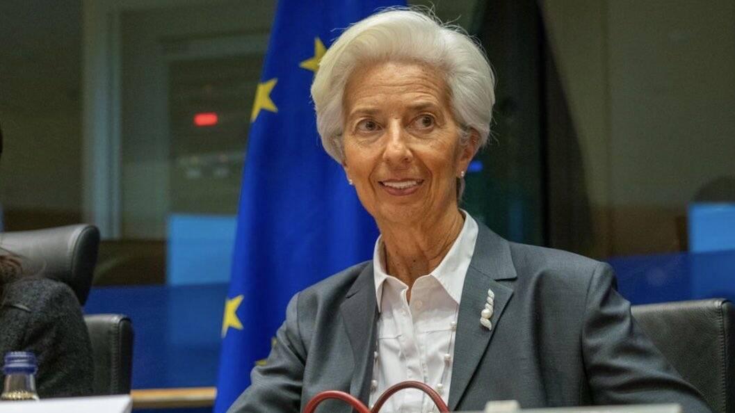 Christine Lagarde, presidente do Banco Central Europeu. Foto:  Foto: DAN KITWOOD/GETTY IMAGES