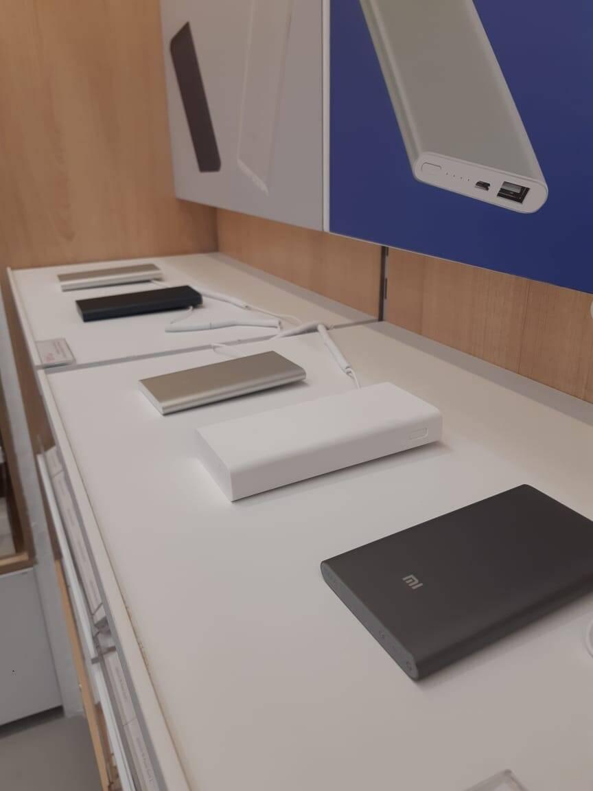 Power bank Xiaomi. Foto: Marina Teodoro/iG Tecnologia