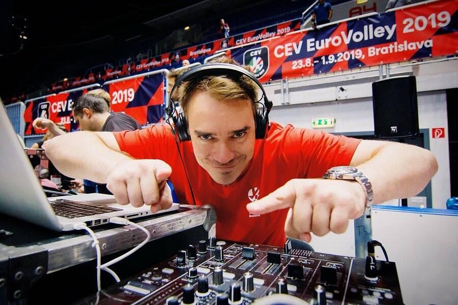 DJ Stari. Foto: Instagram