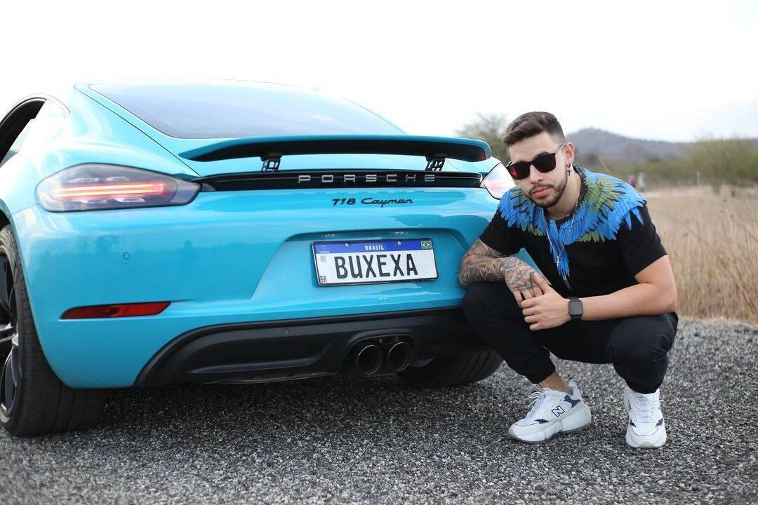 Foto: Instagram/Buxexa