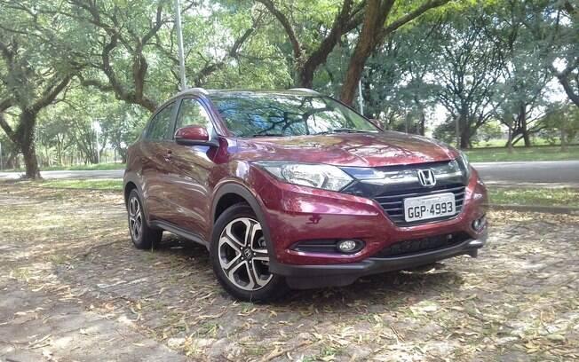 Honda HR-V - Depreciação de 8,8%. Foto: Divulgação