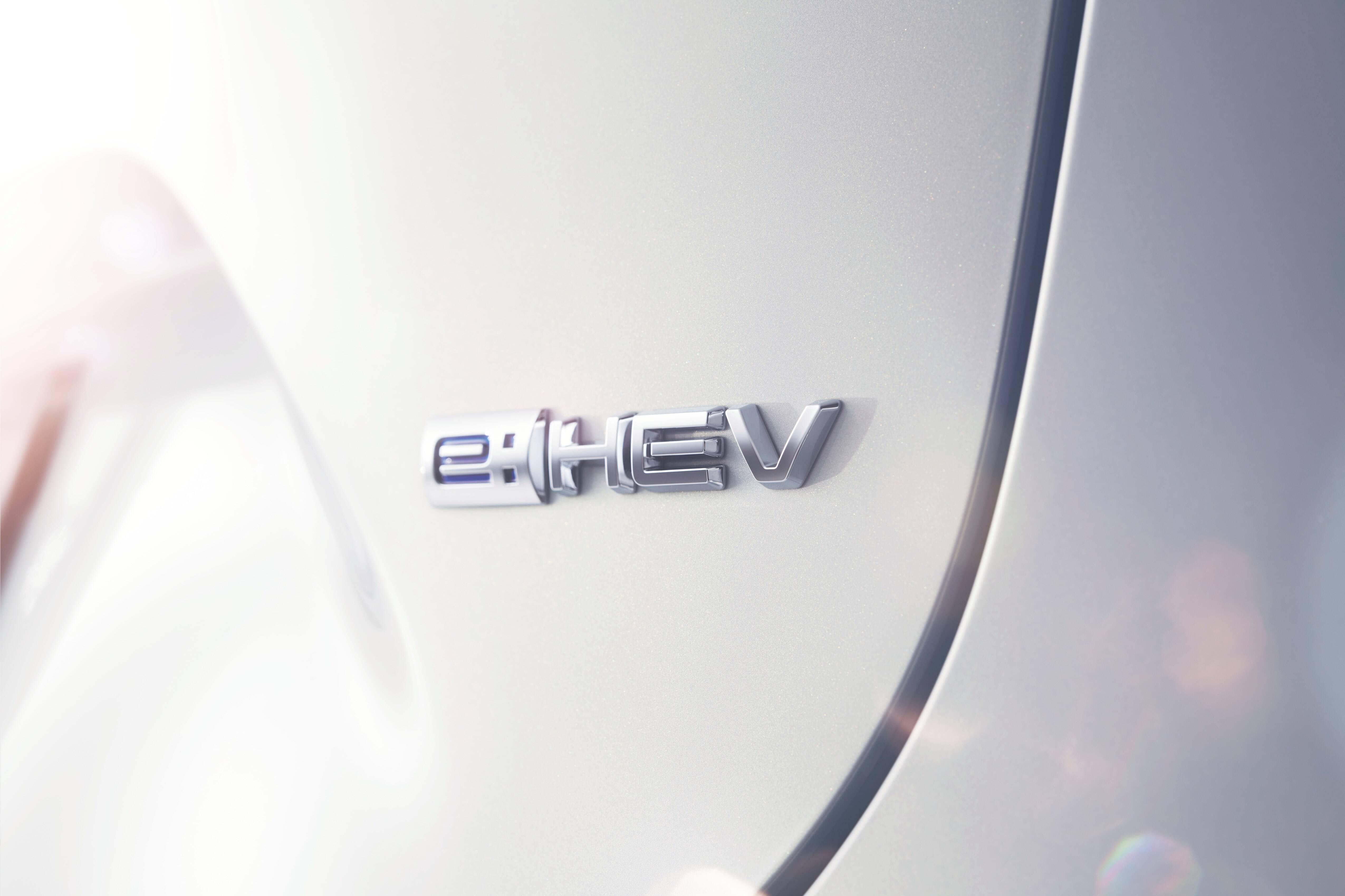 Nova geração do HR-V terá apenas a motorização híbrida na Europa. Foto: Divulgação