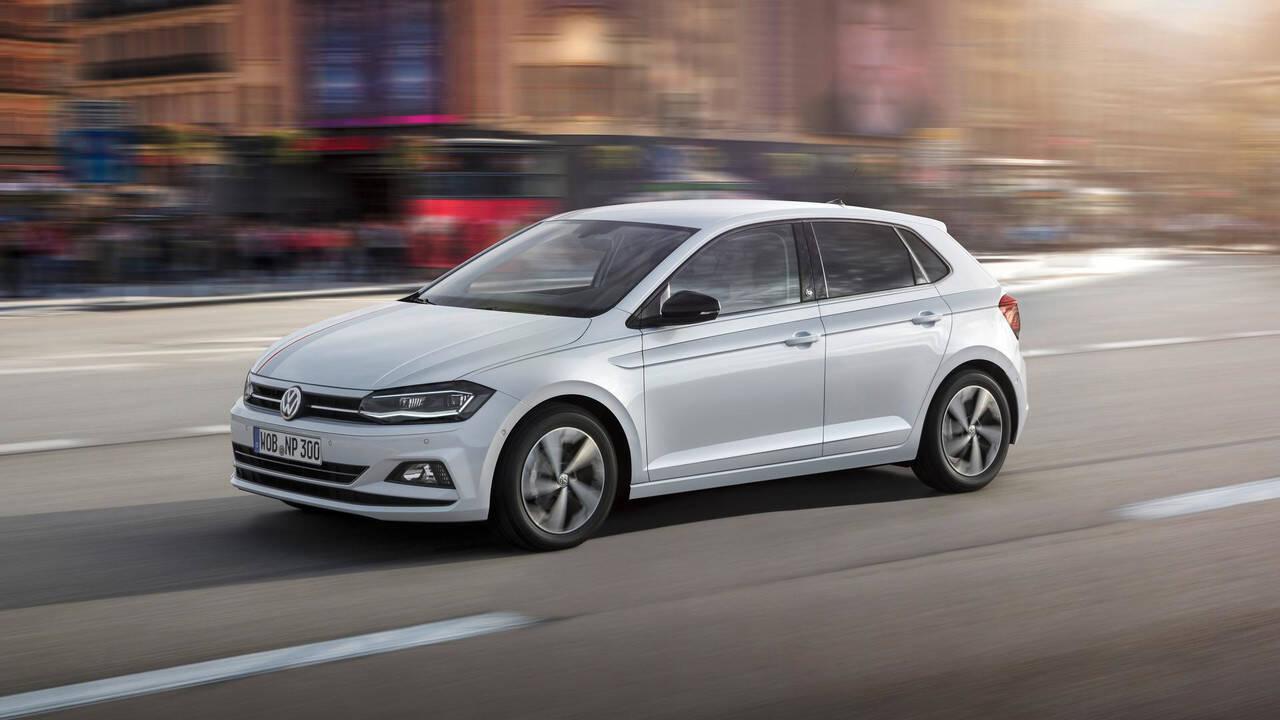 Volkswagen Polo. Foto: Divulgação/Volkswagen