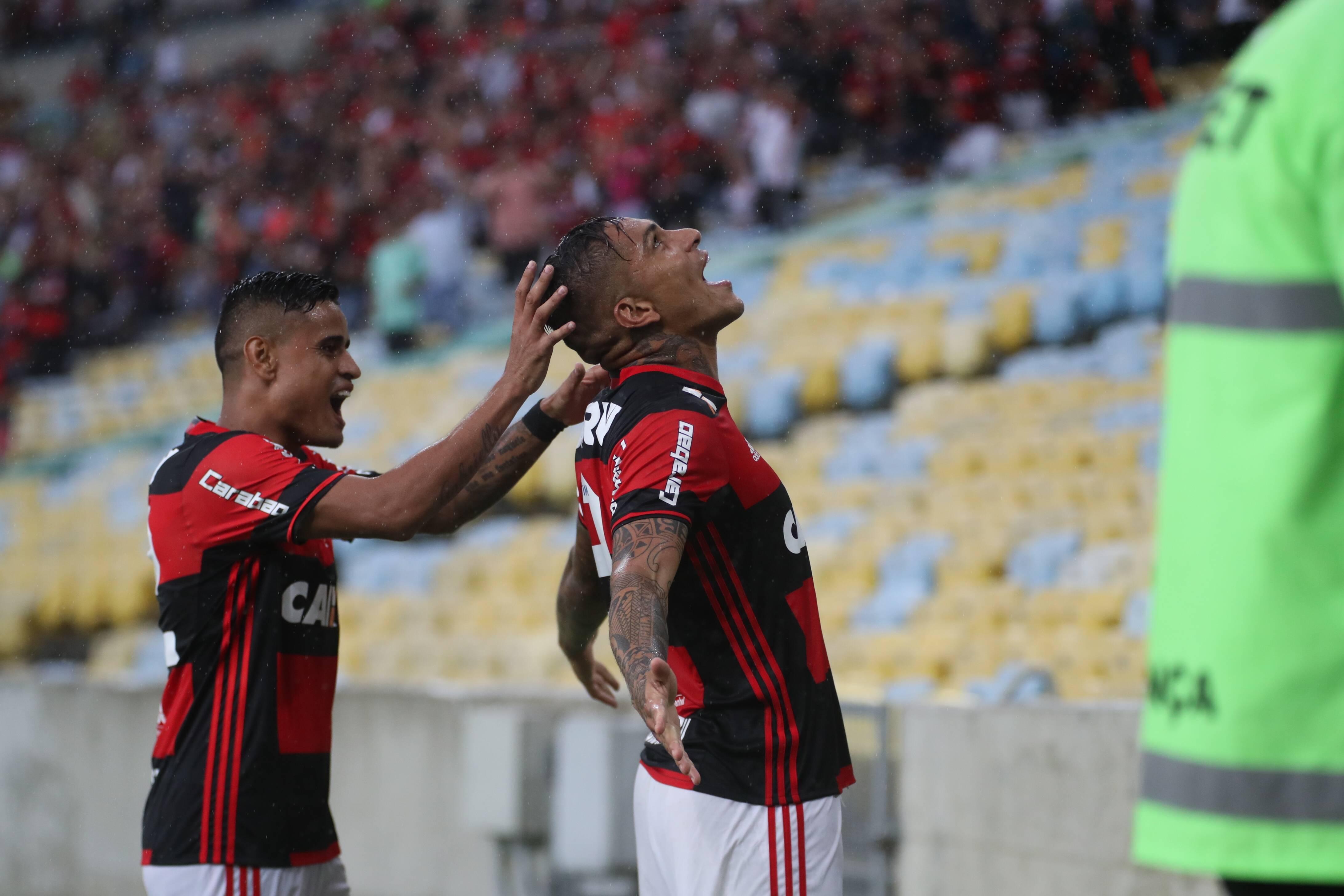 Foto: Gilvan de Souza/Flamengo - 23.4.17