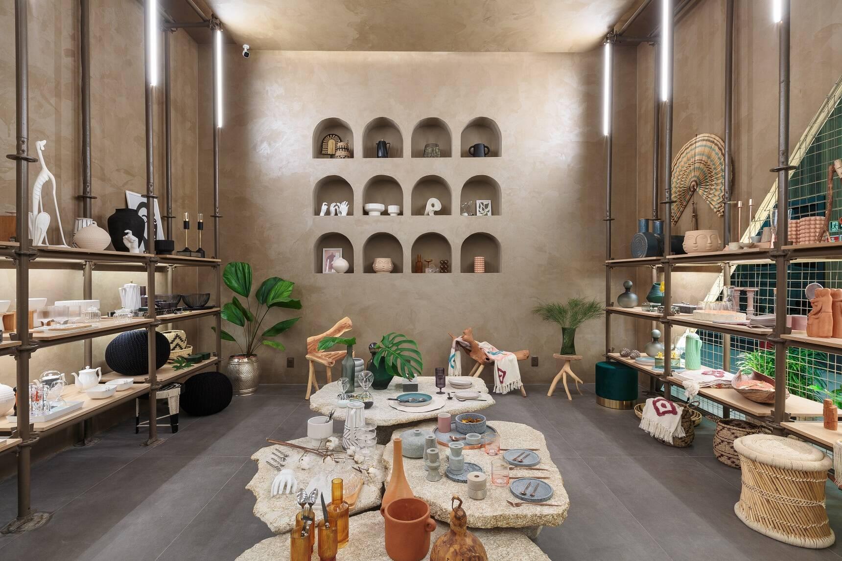 O designer Fabio Galeazzo foi o responsável pelo projeto criativo do espaço Westwing. Foto: Divulgação
