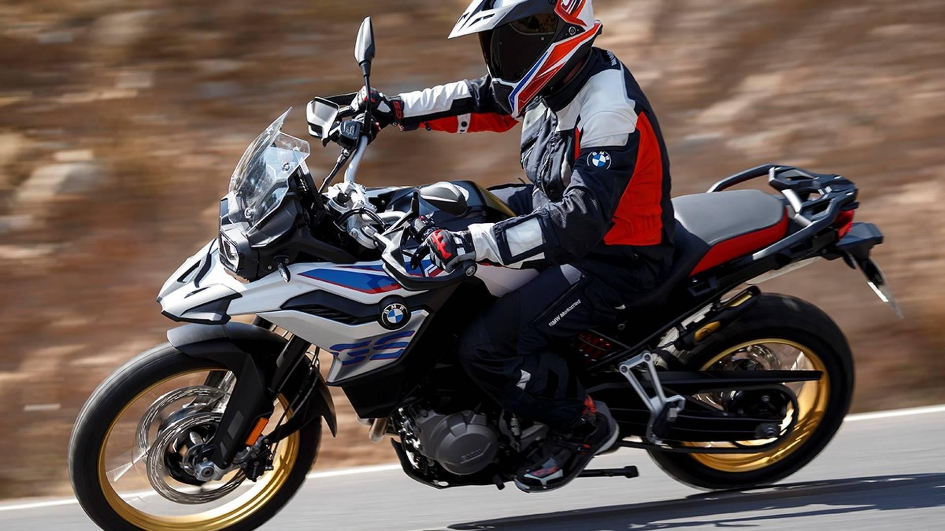 BMW F 750 GS e F 850 GS. Foto: Divulgação