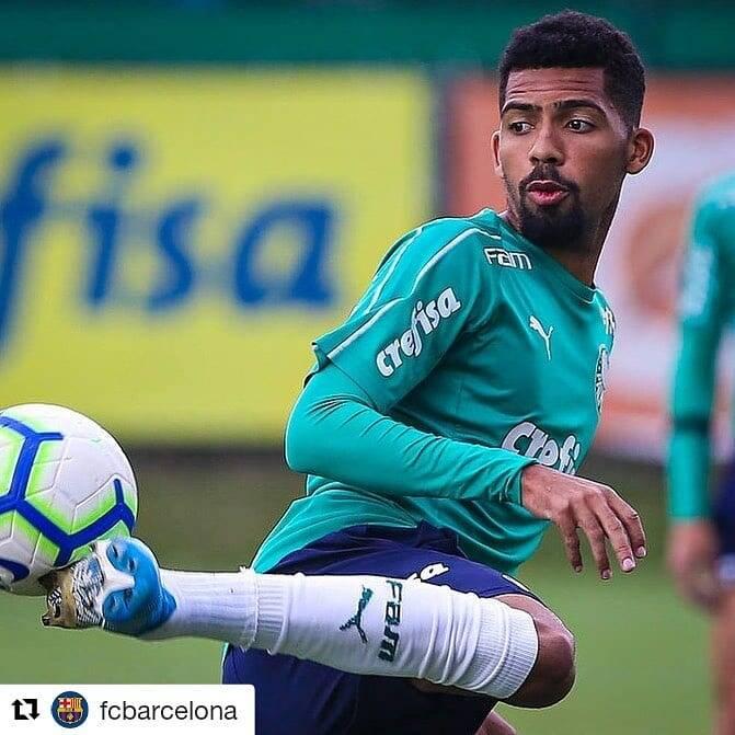 Matheus Fernandes. Foto: Instagram