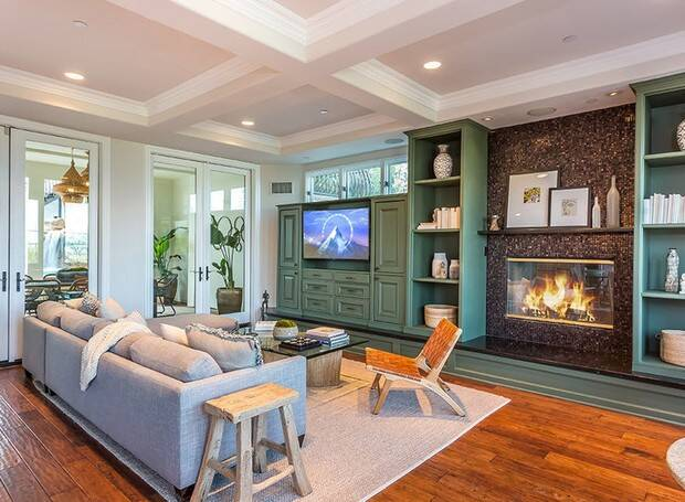 Vanessa Hudgens também vende mansão na Califórnia . Foto: Divulgação/Sotheby's International Realty