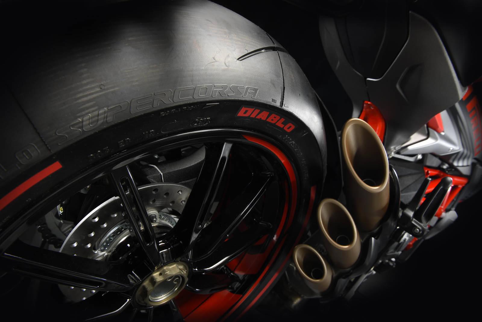 MV Agusta Brutale Pirelli . Foto: Divulgação