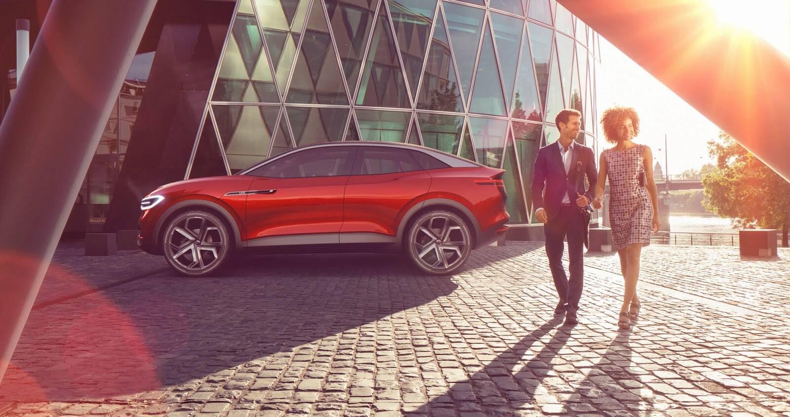 Volkswagen elétricos 1. Foto: Divulgação