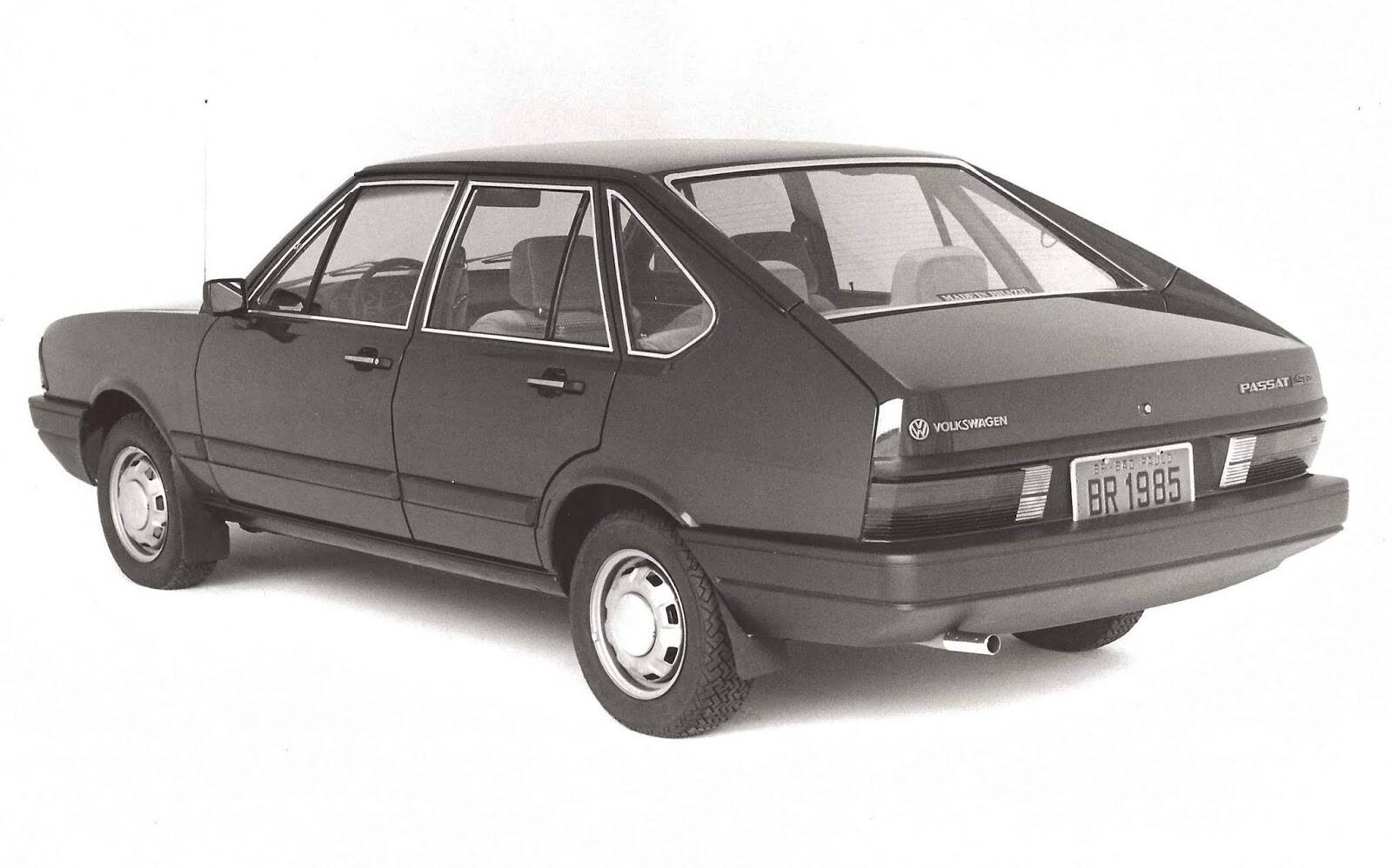 VW Passat foi um dos modelos de maior sucesso da marca.. Foto: Divulgação