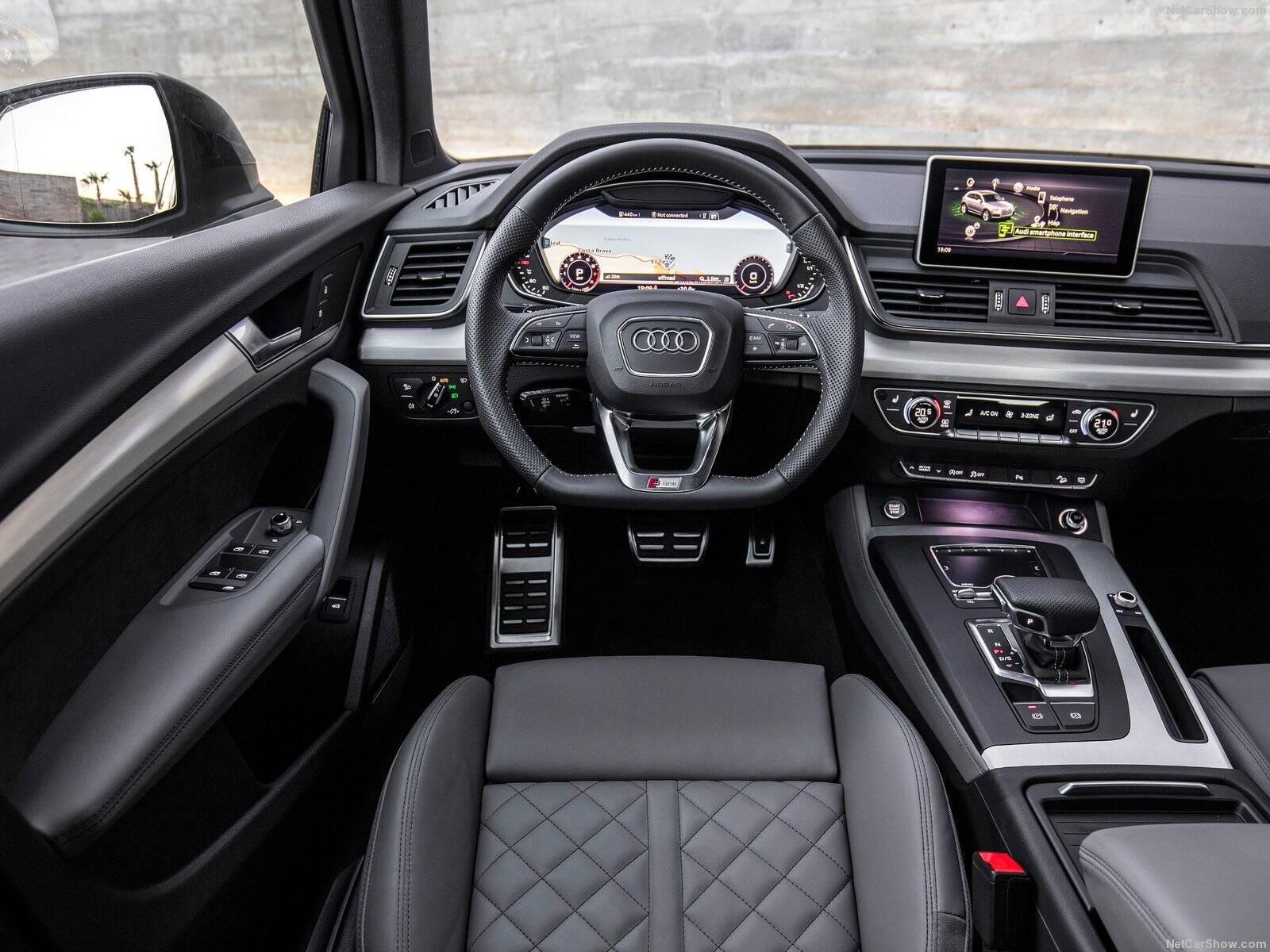 Audi Q5. Foto: Divulgação
