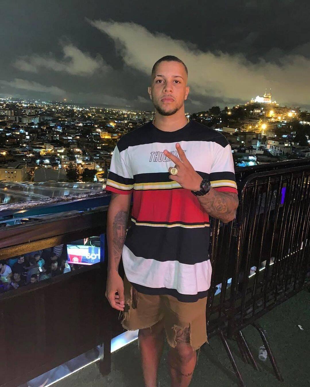 Marcio Felipe, novo namorado de Jojo Todynho. Foto: Instagram