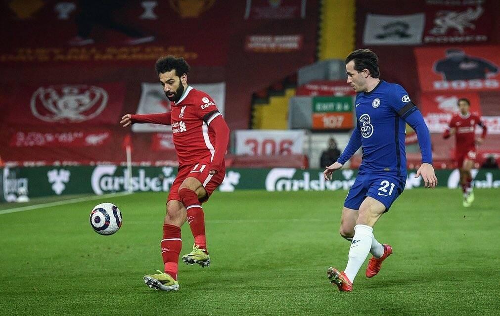 Liverpool x Chelsea. Foto: Reprodução / Instagram