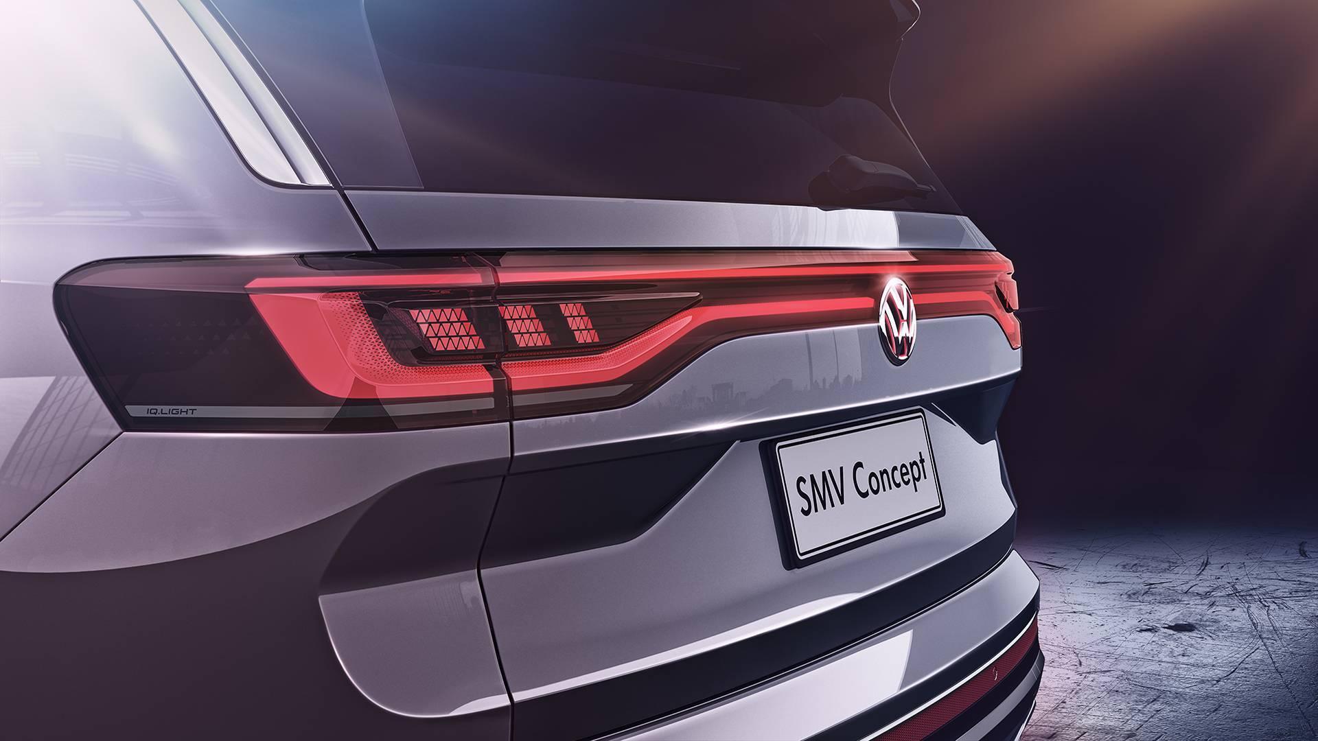 VW SMV. Foto: Divulgação