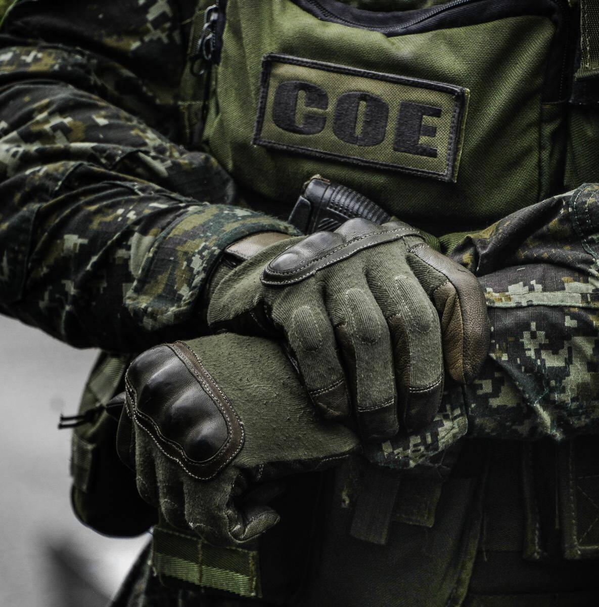 COE PM - SP. Foto: Major PM Luis Augusto Pacheco Ambar