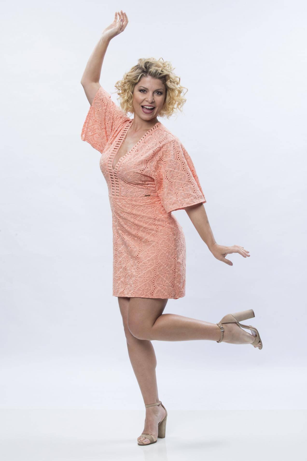 Bárbara Borges, atriz, 38 anos. Foto: Divulgação