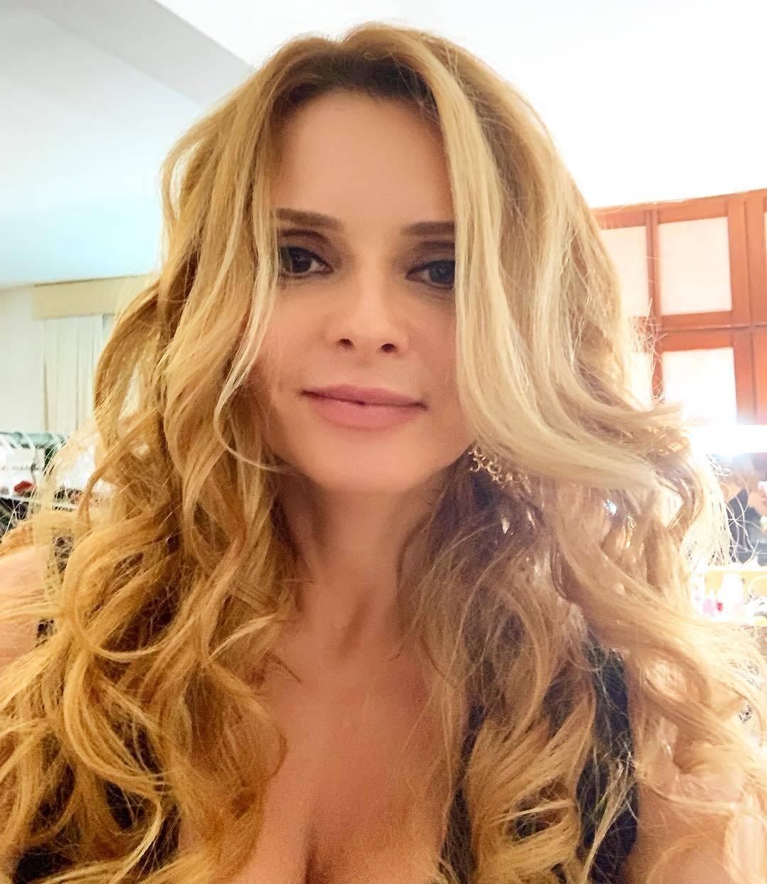 Rita Guedes coleciona momentos de puro charme. Foto: Reprodução/Instagram