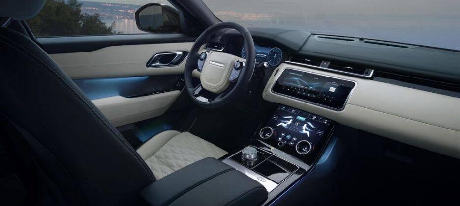 Range Rover Velar SVAutobiography. Foto: Divulgação