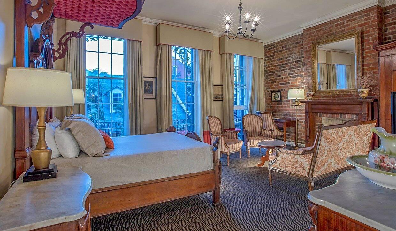 Hotel Provincial, em New Orleans. Foto: Hotels