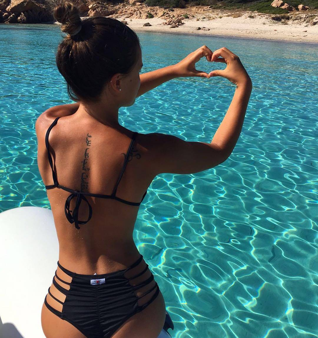 Flavia Natalini. Foto: Instagram