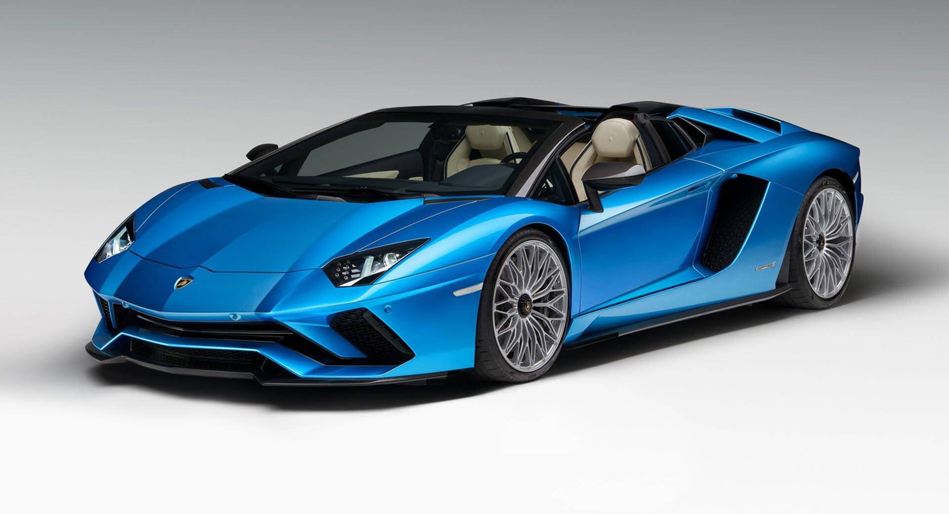 Lamborghini Aventador. Foto: Divulgação