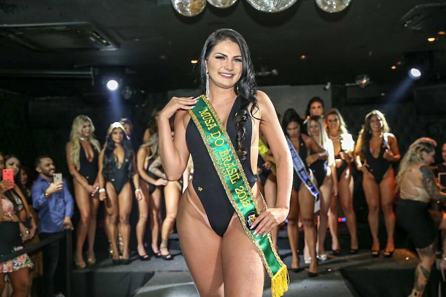 Musa do Brasil 2018. Foto: Naga / M2 Mídia
