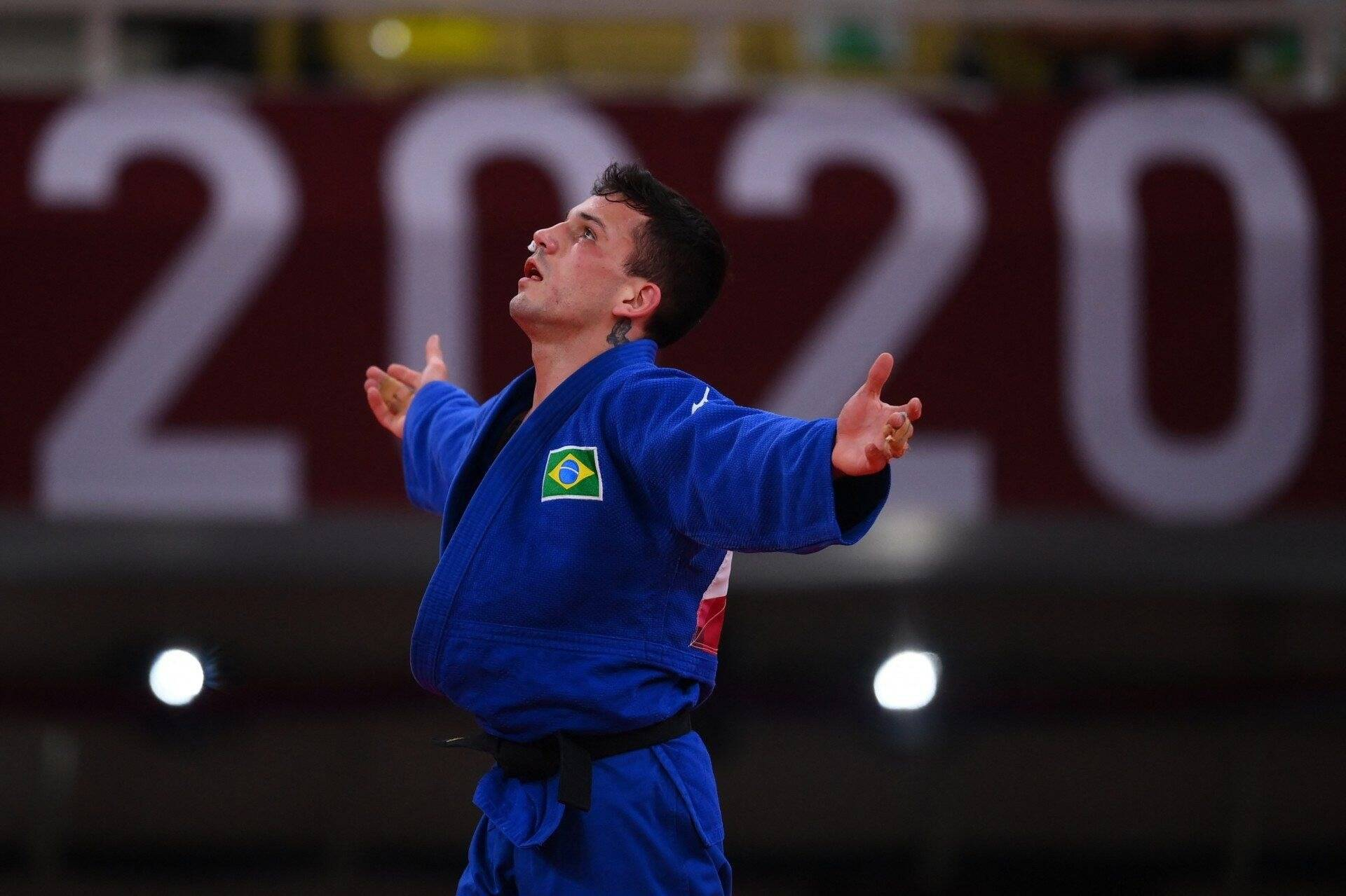 Medalhista de bronze, Daniel Cargnin revela que quase abandonou o judô. Foto: redacao@odia.com.br (Estadão Conteúdo)