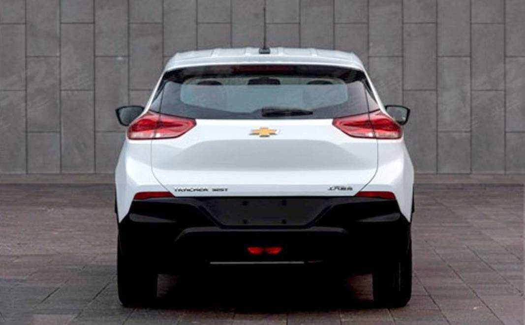 Chevrolet Tracker. Foto: Reprodução