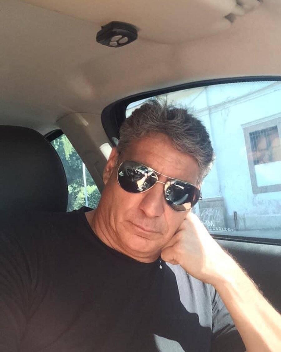Sósia Renato. Foto: Instagram
