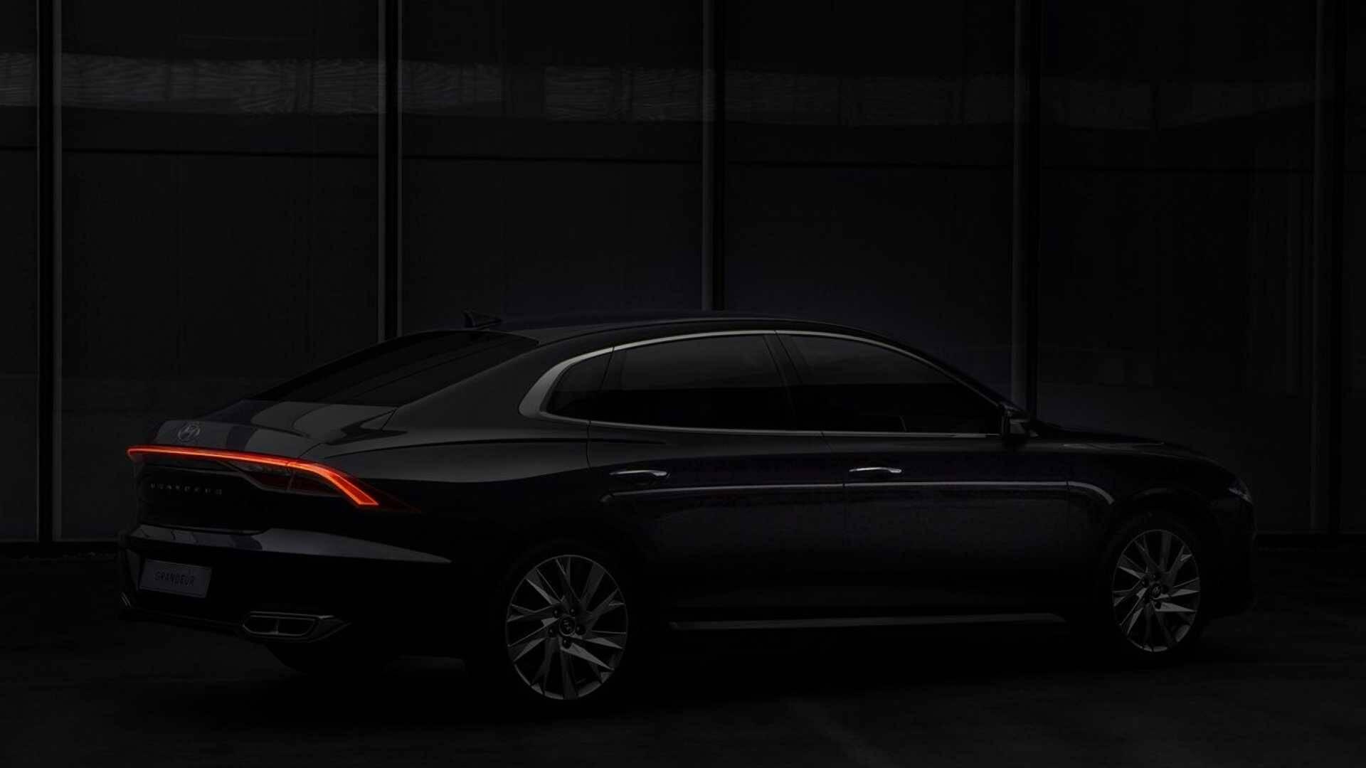 Hyundai Azera 2020. Foto: Divulgação