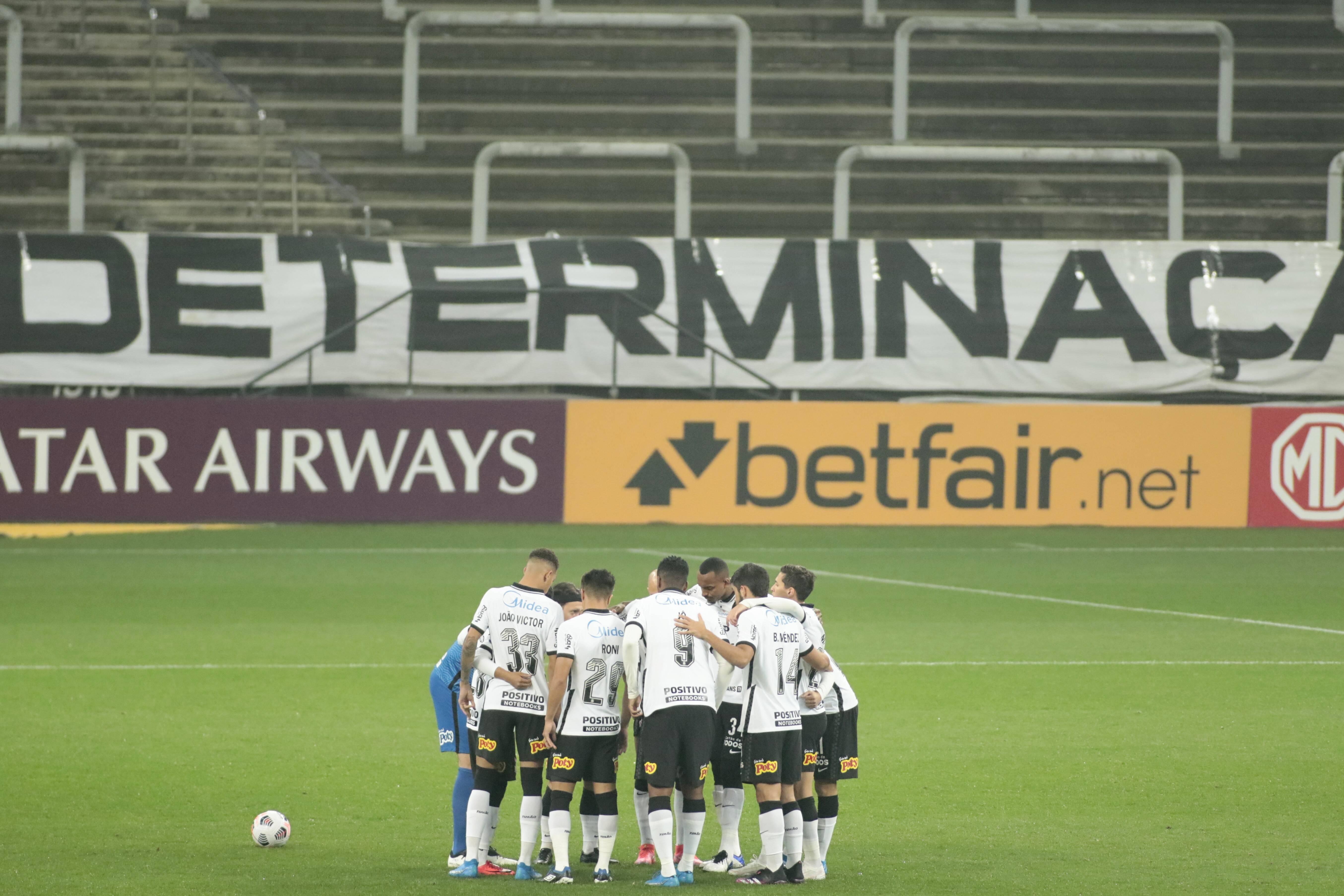 Corinthians. Foto: Rodrigo Coca/Agência Corinthians