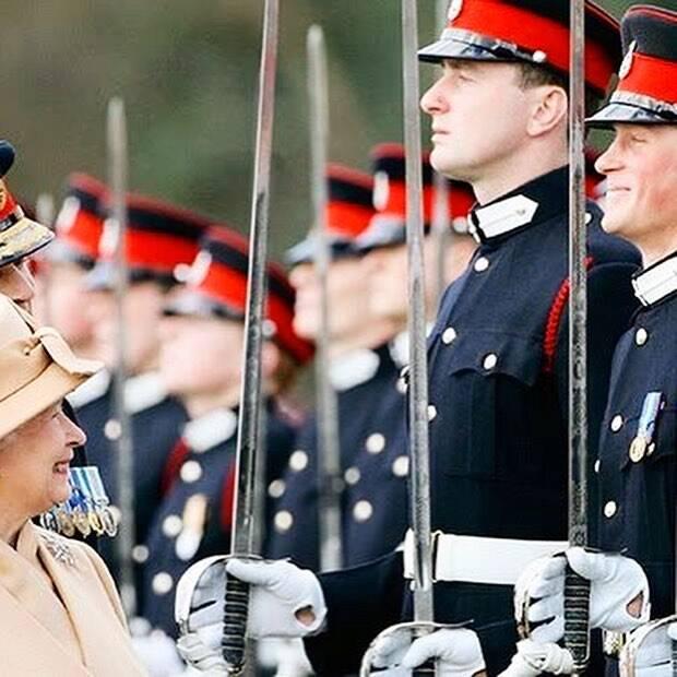 Após faltas à missa de aniversário da Rainha, Meghan Markle parabeniza a monarca pelo Instagram. Foto: Reprodução / Instagram