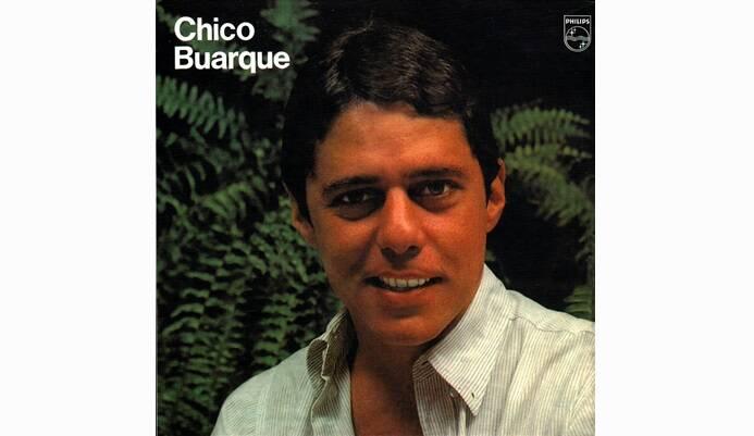 """Álbum autointitulado de """"Chico Buarque"""", lançado em 1978.. Foto: Reprodução/ Divulgação"""