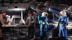 Destino à Lua (1950) . Foto: Reprodução