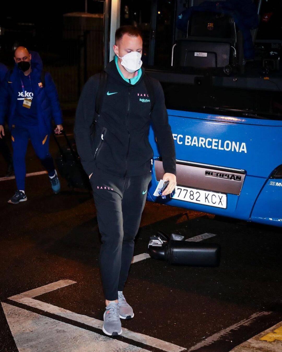 PSG x Barcelona. Foto: Reprodução / Instagram