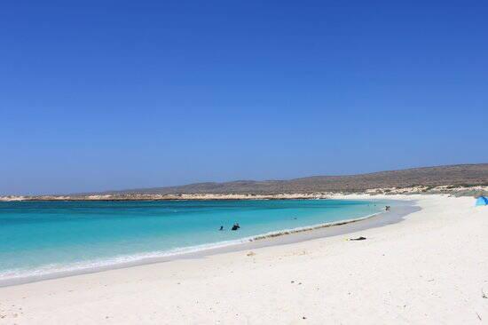 O clima de Turquoise Bay é de relaxamento e descompressão. Foto: TripAdvisor