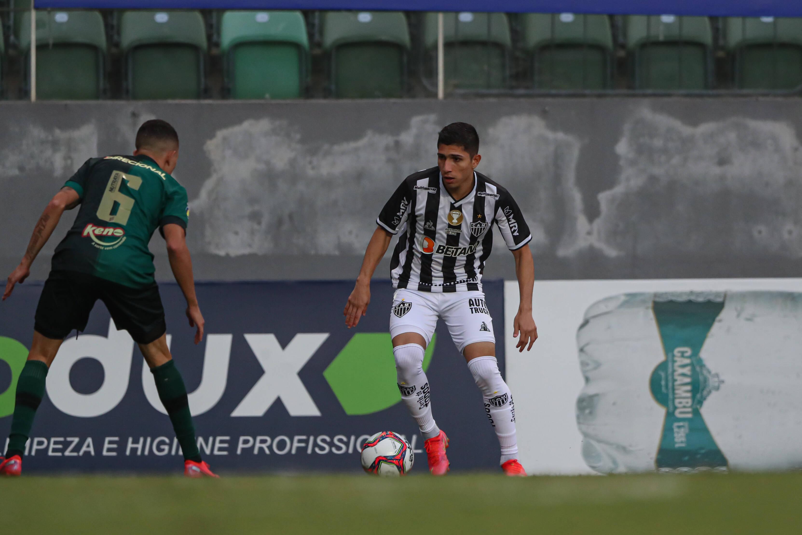 Atlético X Coelho. Foto: Divulgação