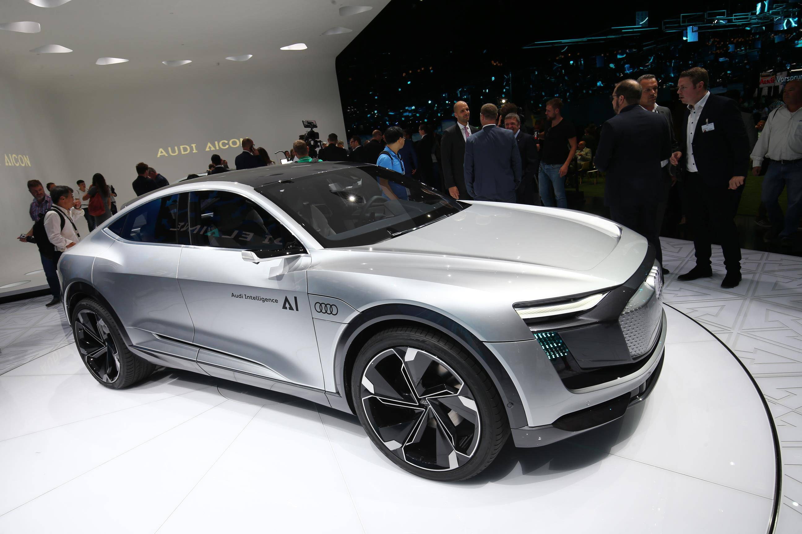 Audi Aicon. Foto: Newspress