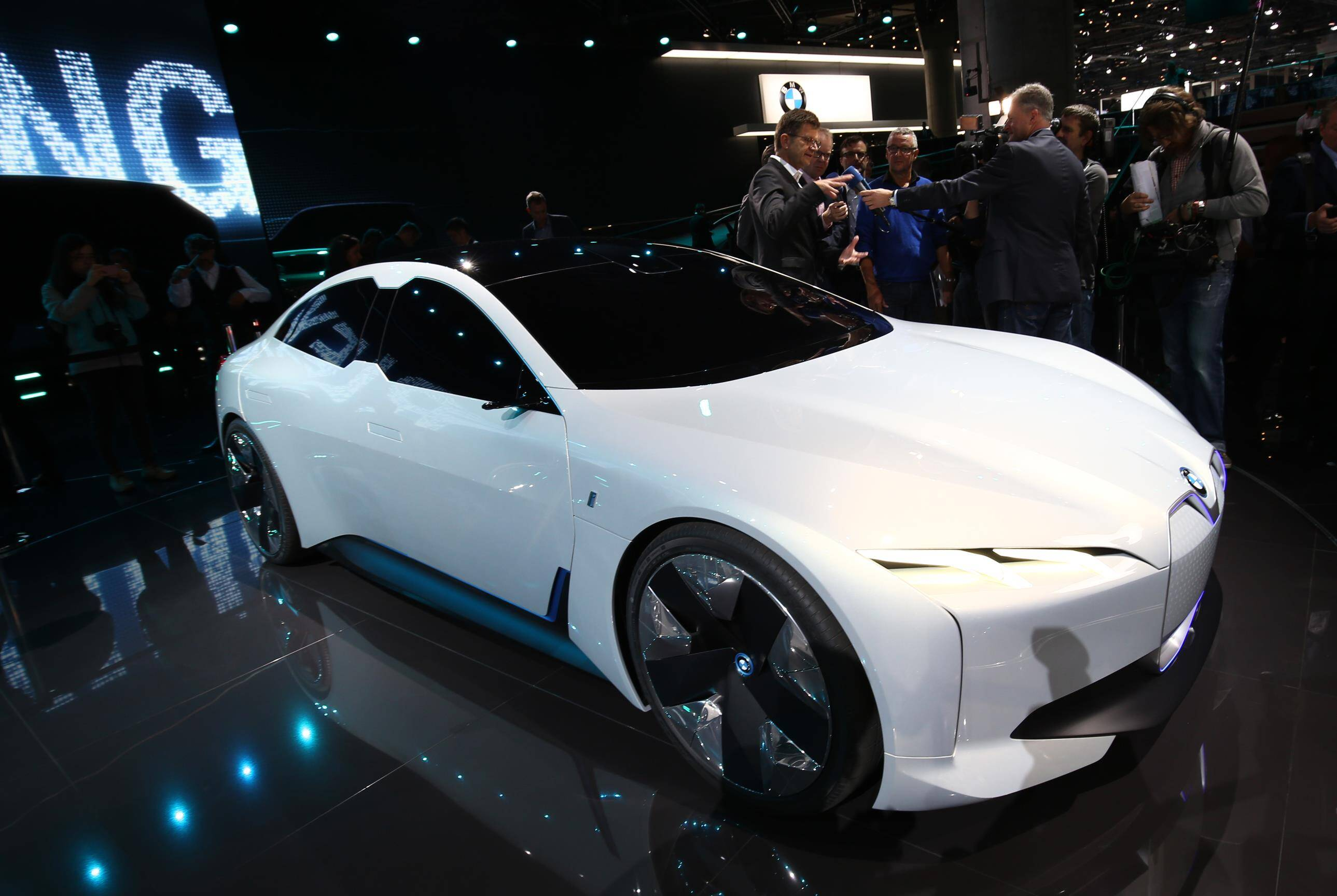 BMW i Vision Dynamics. Foto: Newspress