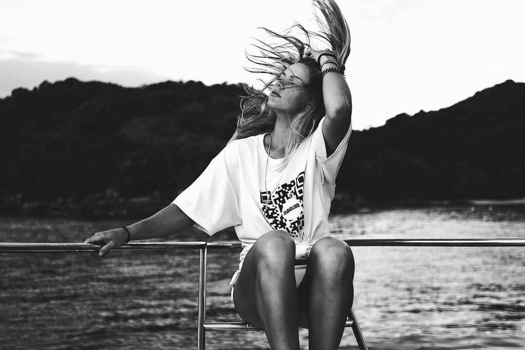 Laura Pigossi. Foto: Instagram