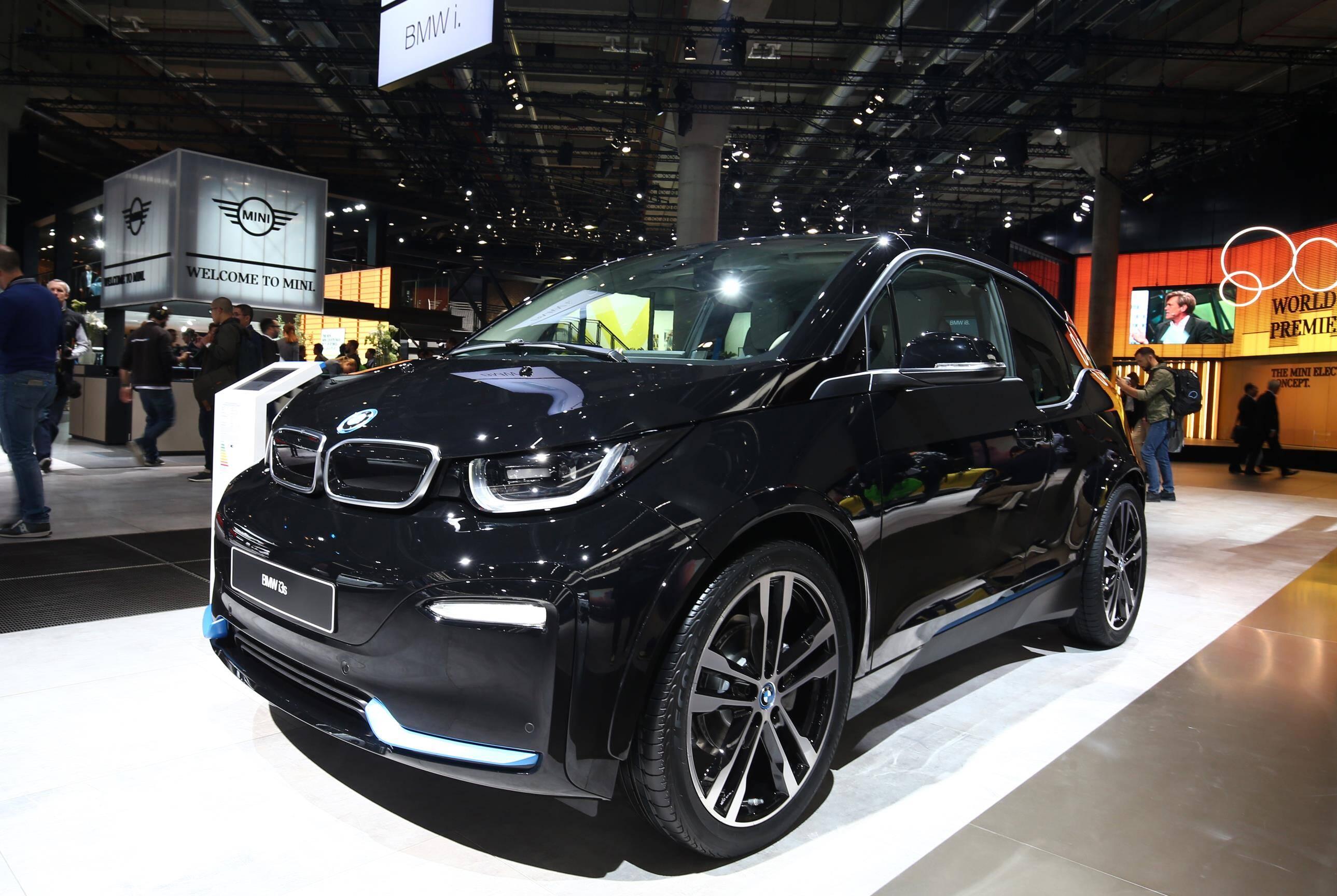 BMW i3S. Foto: Newspress