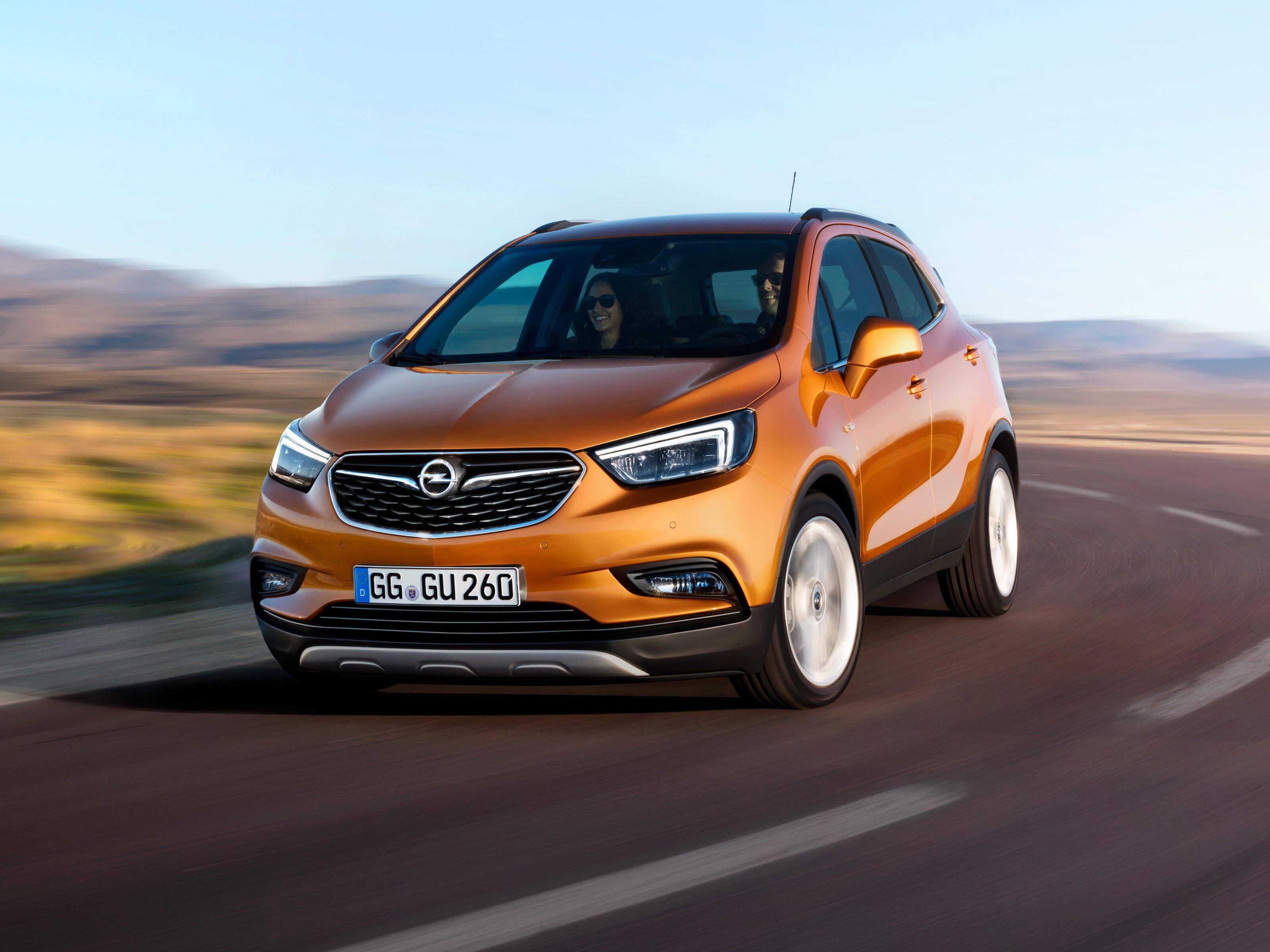 Opel. Foto: Divulgação