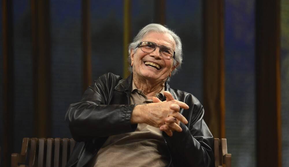 Morre Tarcísio Meira aos 85 anos. Foto: Reprodução/TV Globo